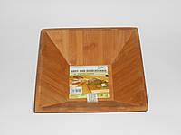 Ваза для фруктов квадратная, Kesper 52140