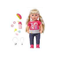 Кукла BABY BORN - СТАРШАЯ СЕСТРЁНКА 820704