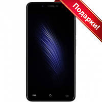 "Смартфон 5"" CUBOT Rainbow 2, 1GB+16GB Черный 4 ядра Mediatek MT6580A Камера 13 Мп Android 7 + селfи в подарок"