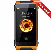 "Смартфон 4.7"" HOMTOM HT20 Pro, 3GB+32GB Оранжевый 8 ядер MediaTek MT6753 Камера Omnivision 13Мп Android 6"