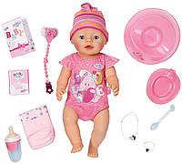 Кукла BABY BORN - ОЧАРОВАТЕЛЬНАЯ МАЛЫШКА 822005
