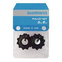 Ролики переключателя SHIMANO DEORE XT RD-M773 комплект: верхний+ нижний