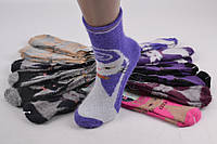 Детские Шерстяные носки на девочку (Арт. C3038/L) | 12 пар