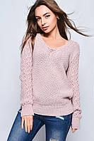 Вязаные женские свитера Блайс из шерсти и акрила