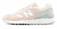 """Кроссовки New Balance 996 """"Pink Grey"""" Арт. 0992"""