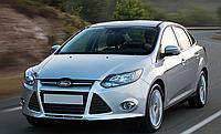 Авточехлы Ford Focus с 2010... Nika