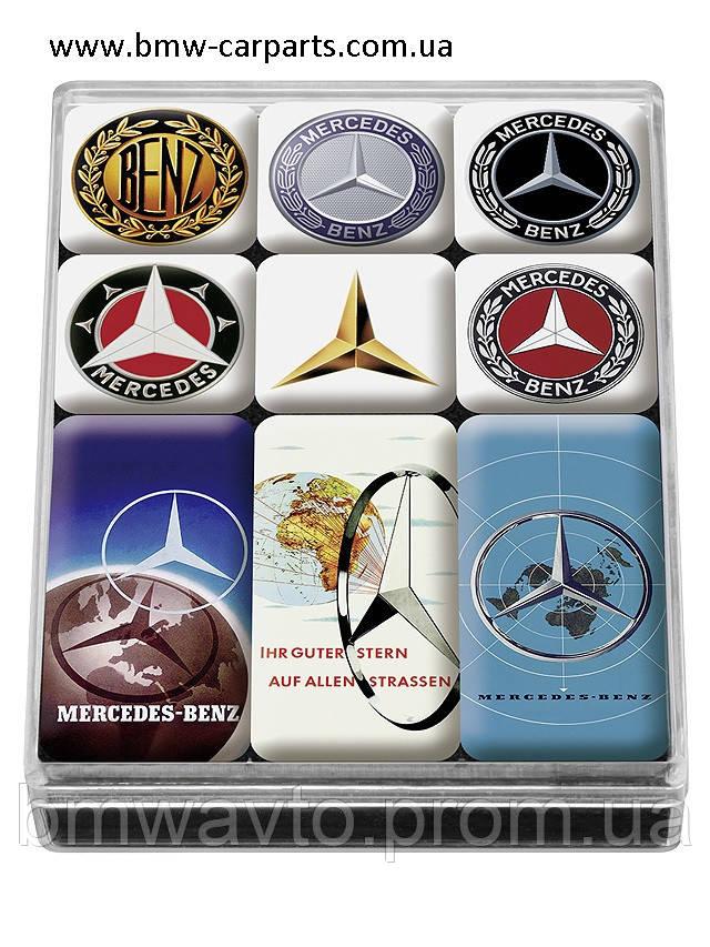 Набор магнитов Mercedes-Benz Set of Magnets, фото 2