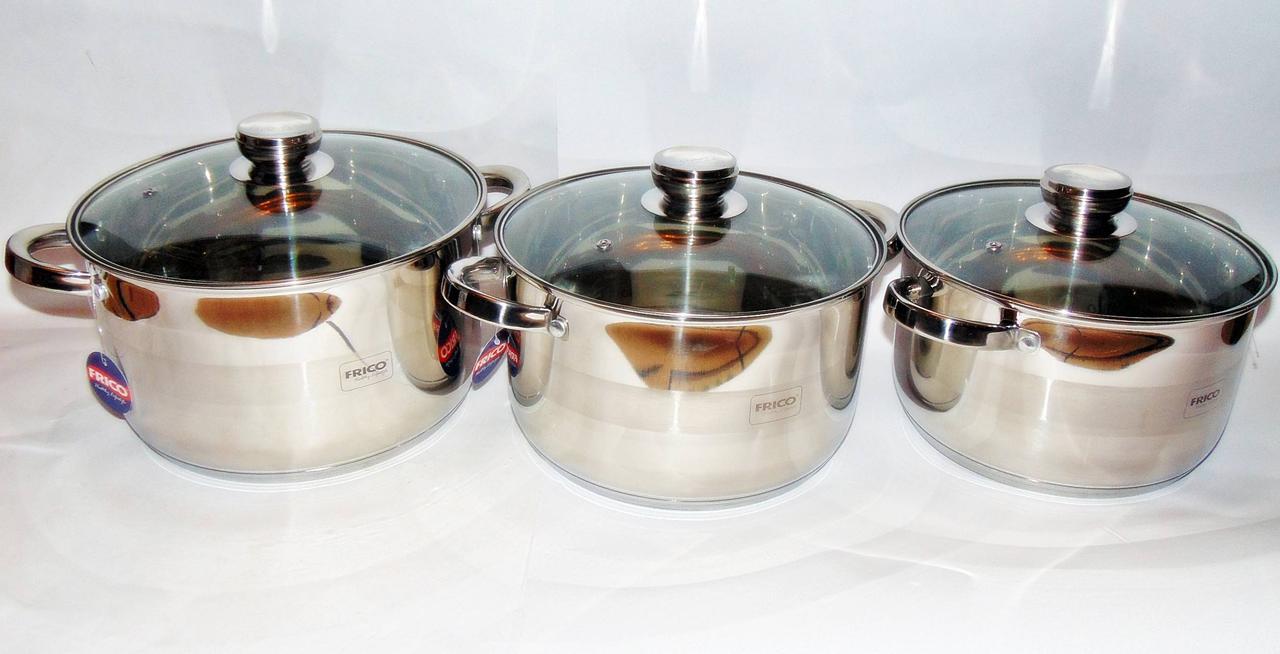 Набор посуды Edenberg EB-3710 6 предметов