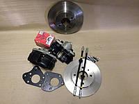 Кит-комплект задних дисковых тормозов для переднеприводных автомобилей ВАЗ (2108 суппорт)