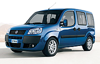 Авточехлы Fiat Doblo Panorama 1+1..Nika