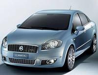 Авточехлы Fiat Linea с 2007... Nika