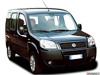 Авточехлы Fiat Doblo Panorama с 2000-09 Nika