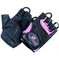 Перчатки HARDCORE FITNESS STAR Pink размер M