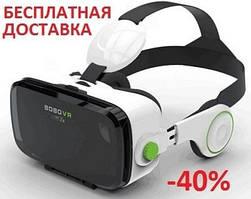 Виртуальные очки VR BOX z 4 BOBO шлем виртуальная реальность dbhnefkmyst jxrb ищищ окуляри