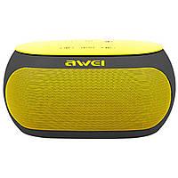 Акустика Awei Y200 Bluetooth Speaker Yellow