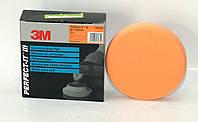 Поролоновый полировальный круг 3M Perfect-It оранжевый, диам. 150мм