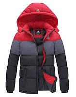 Модная куртка зимняя, Пуховик Adidas Winter