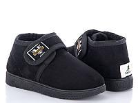 Детские угги 11 WS-С черные