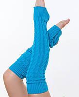 Гетры жгут тренировочные  голубые 60 см
