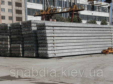 Плиты перекрытия ПК 51-12-8, фото 2