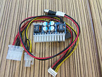 Блок питания PICO PSU формат Mini-ITX 160Вт DC-ATX