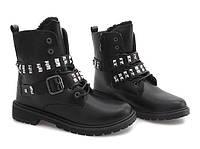 Очень оригинальнные зимние ботинки по доступной цене