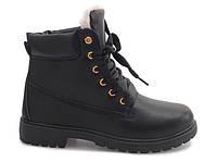Женские ботинки на зимнее время, удобные