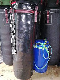 Боксерский мешок ПВХ ( банер ) 1м