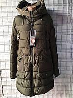 Куртка женская длинная,холлофайбер (XL-5XL) - Купить оптом от производителя 1393,5