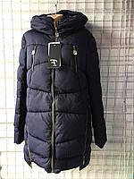 Куртка женская длинная,холлофайбер (XL-5XL) - Купить оптом от производителя 1393,7
