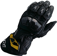 Мотоперчатки RS TAICHI GP-WRX кожа черный M