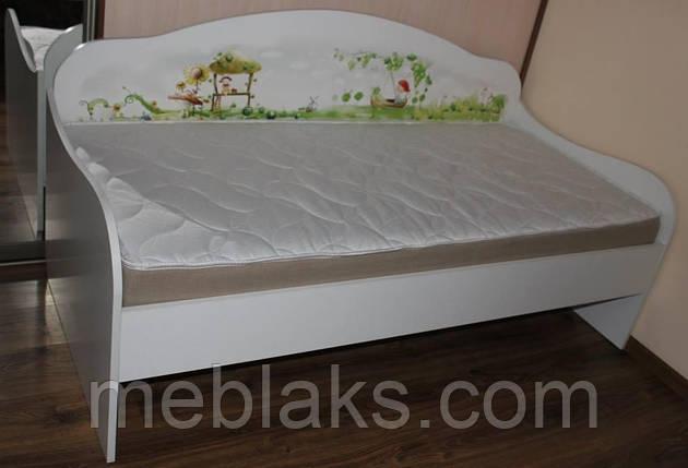 """Кровать диванчик """"Нежность"""" Mebelkon, фото 2"""