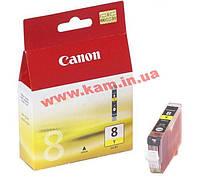 Чернильница Canon CLI-8Y Yellow (0623B024)