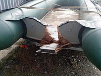 Ремонт любой сложности надувных ПВХ лодок