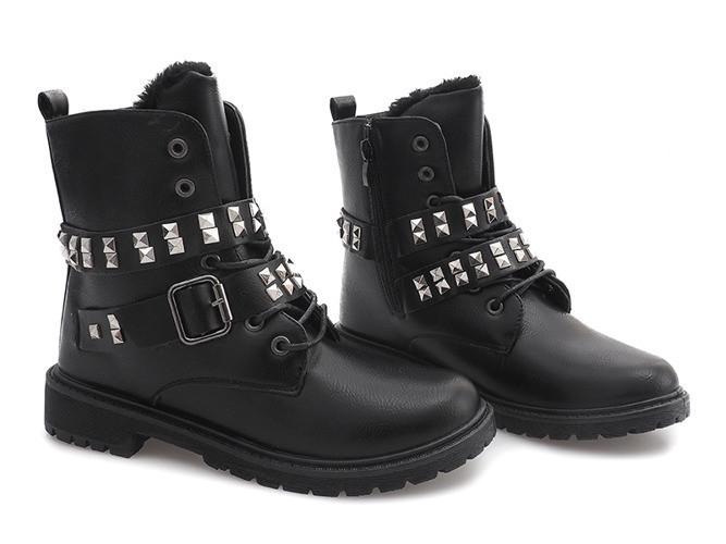 Оригинальные зимние женские ботинки по доступной цене