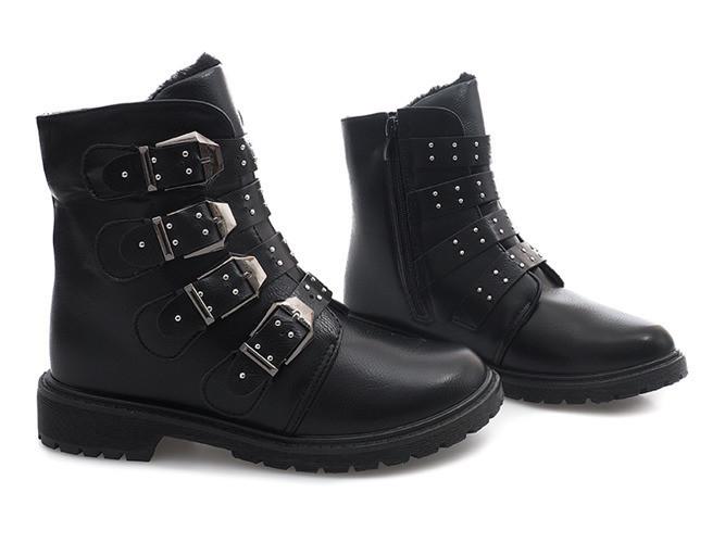 Оригинальные зимние ботинки по доступной цене размеры 36-40