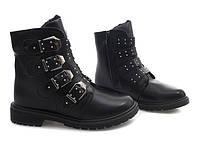 Оригинальные зимние ботинки по доступной цене размеры 36-40, фото 1