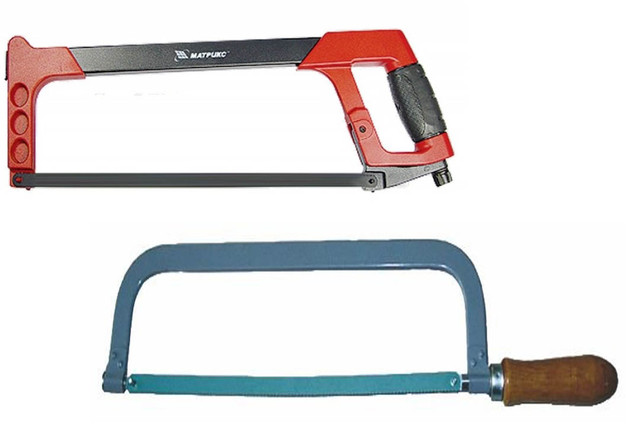Ножовки по металлу