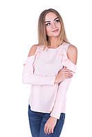 Блуза 459 розовый