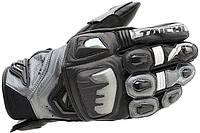 Мотоперчатки RS TAICHI High Protection кожа серый M