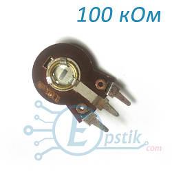 Резистор переменный, 100кОм