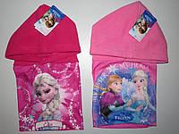 Шапка-капюшон для девочек Disney оптом.