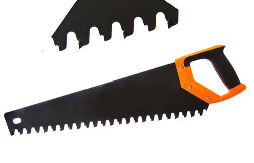 Ножівки по гіпсокартону та пінобетону