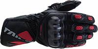 Мотоперчатки RS TAICHI GP-X кожа черный красный M