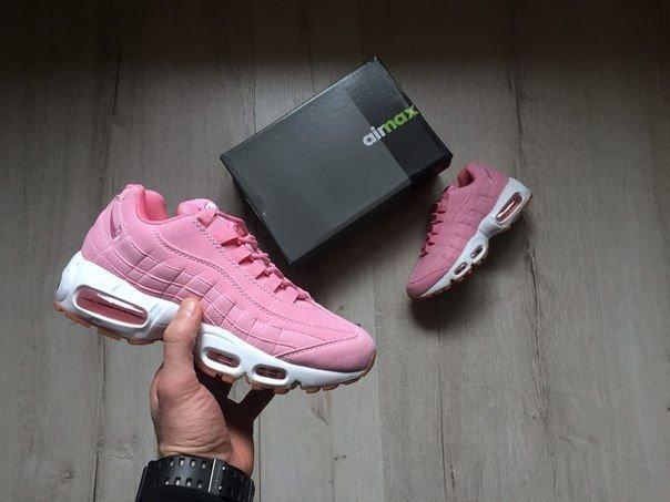 get nike air max 95 oxford pink nails cbc58 25242