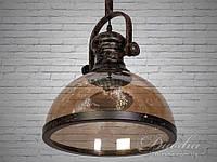 Потолочный светильник-подвес в стиле лофт 1098/1