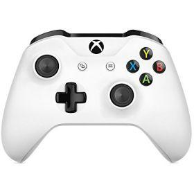 Геймпад Microsoft Official Xbox One S Wireless Controller, White