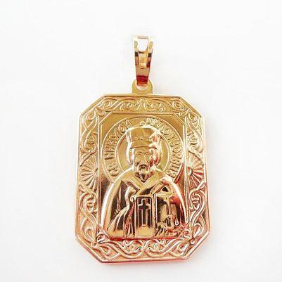 Ладанка Xuping св. Николай Чудотворец л252