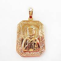 Иконка Xuping св. Николай Чудотворец л252