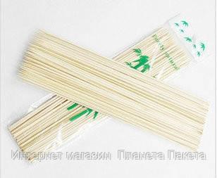 Шпажки деревянные для праздничной сервировки , 15 см-уп / 100 шт